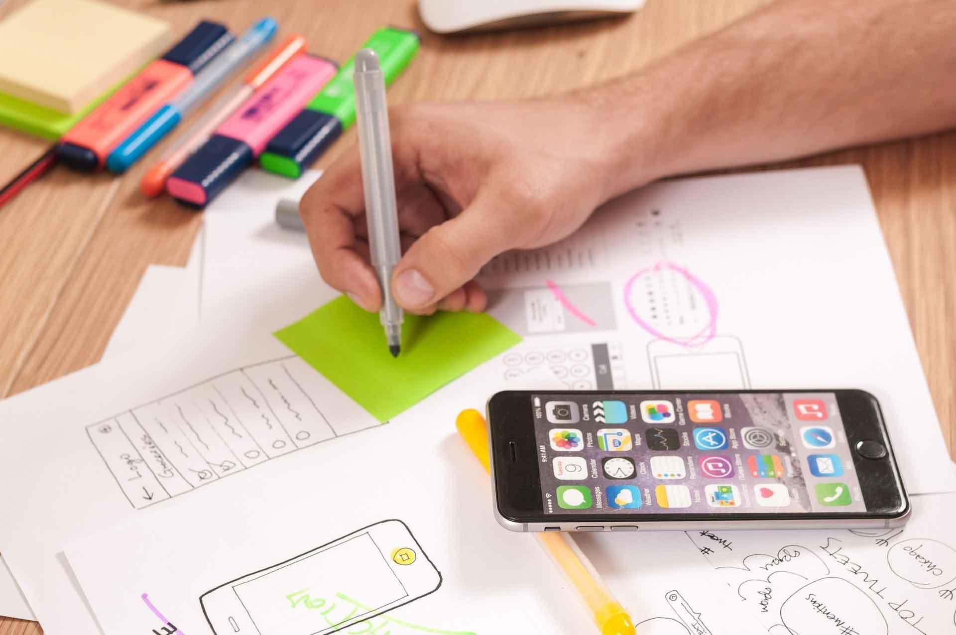 Mobile UI Design Trends in 2018