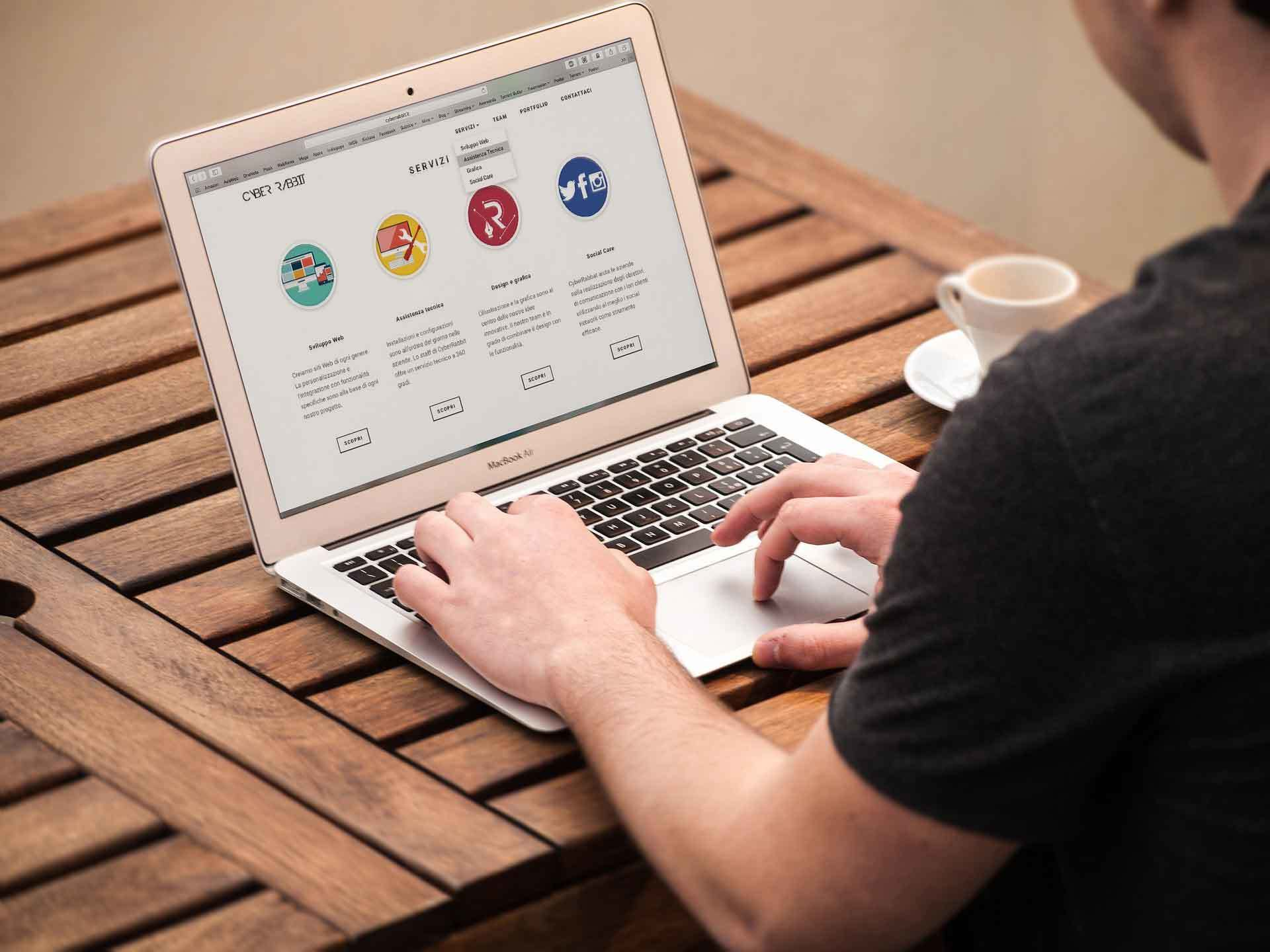 Why website designing is most popular in IT industry?
